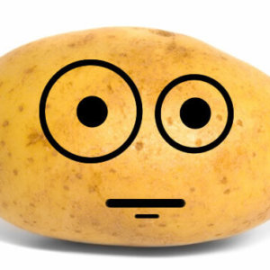Confused Potato
