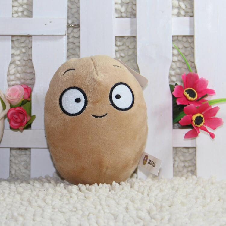 Cute Potatoprank Plushie