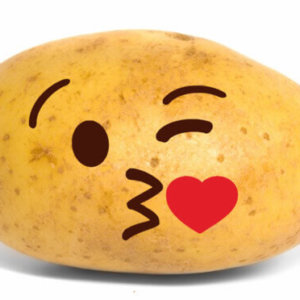Kissing Potato