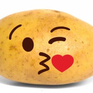 Kissing Potato