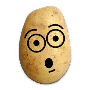 OMG Potato Emoji