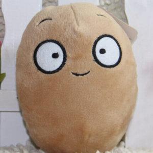 Potato plush soft toy