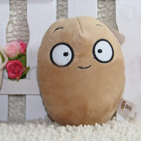 Super cute Potato Plush soft toy