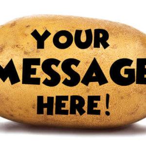 Personalized Potato