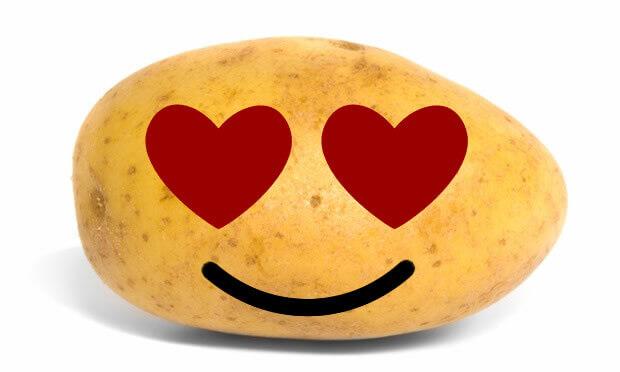 Potato in Love