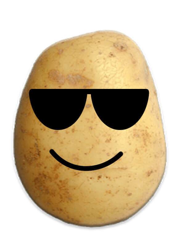 Smarty Potato Prank Emoji